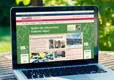 Online kampagne for effectlauncher