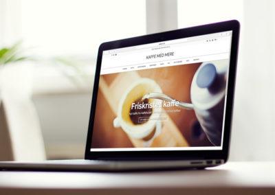 Kaffemm.dk webshop