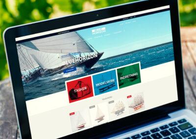 Bluehorizon-webshop