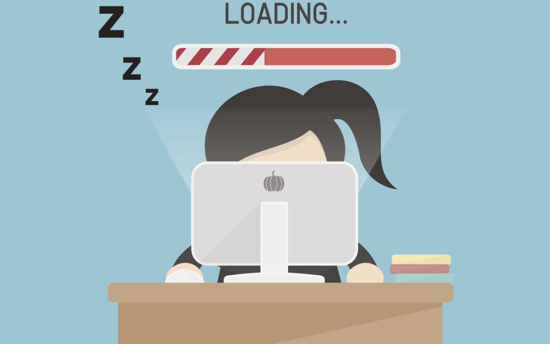 Falder dine kunder fra, imens din hjemmeside loader?